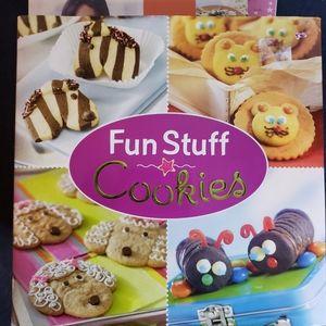 Fun stuff cookies cookbook FUN! Kid approved